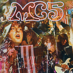 MC5 - Kick Out The Jams LP (Red, White & Blue Splatter Vinyl)