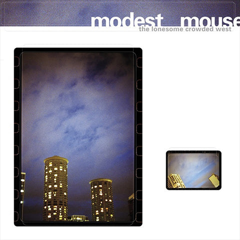 Modest Mouse - The Lonesome Crowded West 2LP
