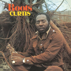 Curtis Mayfield - Roots LP (Orange Vinyl)