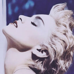 Madonna - True Blue LP (Clear Vinyl + Poster)