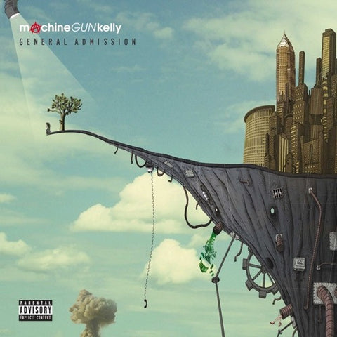 Machine Gun Kelly - General Admission 2LP
