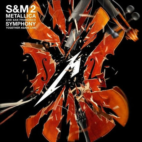 Metallica And The San Francisco Symphony - S&M2 4LP