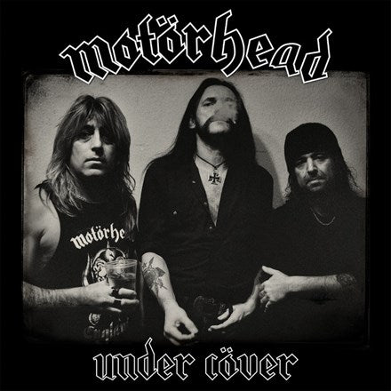 Motorhead - Under Cover LP + CD Box Set (With Bomber Patch & Laminate)