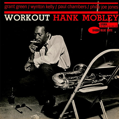 Hank Mobley - Workout LP