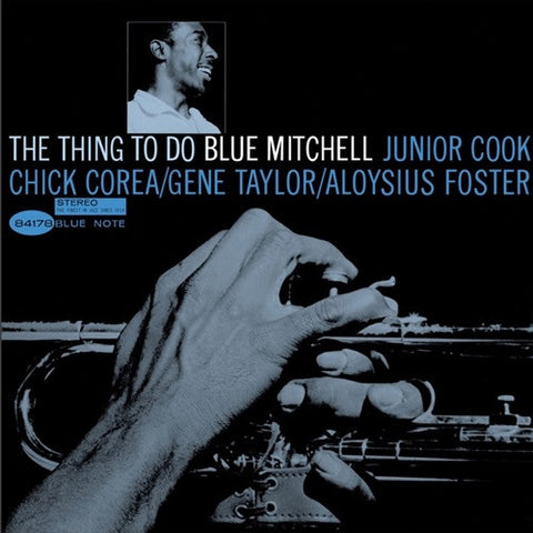Blue Mitchell - The Thing To Do LP
