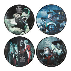 Tim Burton's The Nightmare Before Christmas Soundtrack 2LP Picture Disc