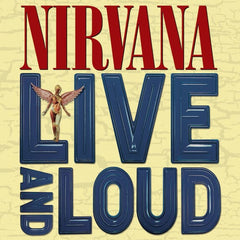 Nirvana - Live And Loud 2LP