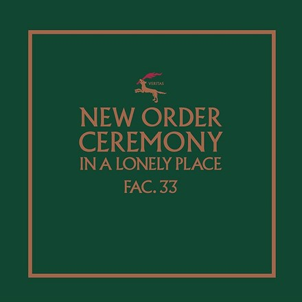 New Order - Ceremony Version 1 EP