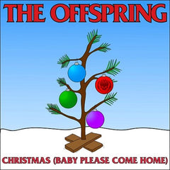 The Offspring - Christmas (Baby Please Come Home) 7-Inch