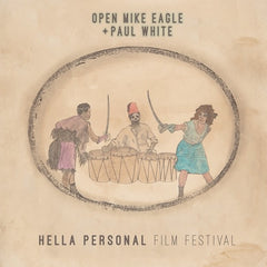 Open Mike Eagle - Hella Personal Film Festival LP