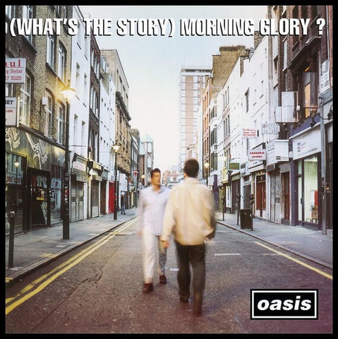 Oasis - (What's The Story) Morning Glory?: 25th Anniversary 2LP (Silver Vinyl)