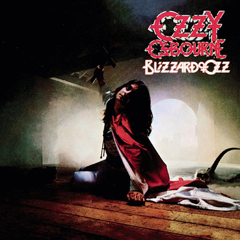Ozzy Osbourne - Blizzard Of Ozz LP (30th Anniversary Edition)