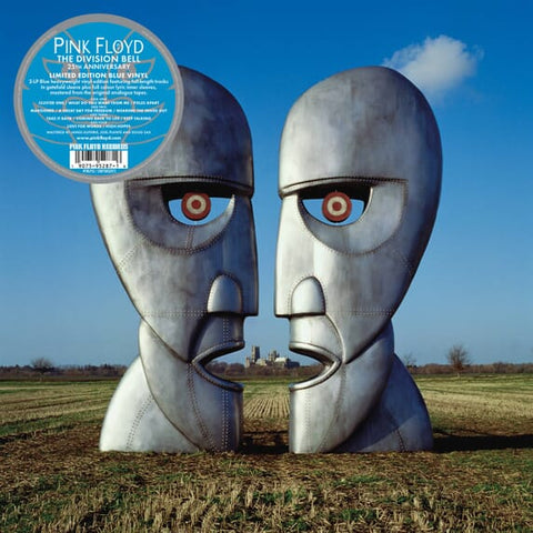 Pink Floyd - Division Bell 2LP (25th Anniversary Edition)