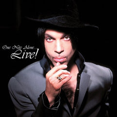 Prince and the New Power Generation - One Nite Alone... Live! 4LP
