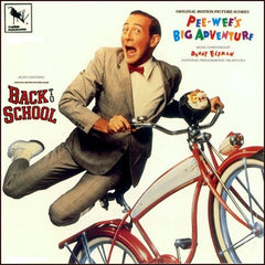 Danny Elfman - Pee-Wee's Big Adventure Soundtrack LP