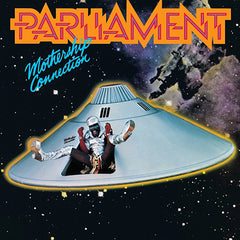 Parliament - Mothership Connection LP (3D Cover)