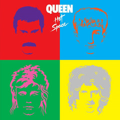 Queen - Hot Space LP (180 Gram Audiophile Half-Speed Remaster)