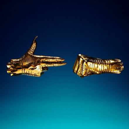 Run The Jewels 3 2LP (Gold Vinyl)
