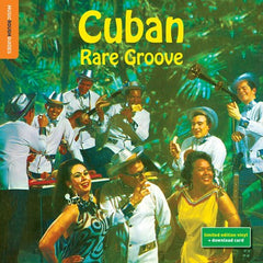 Rough Guide to Cuban Rare Groove LP