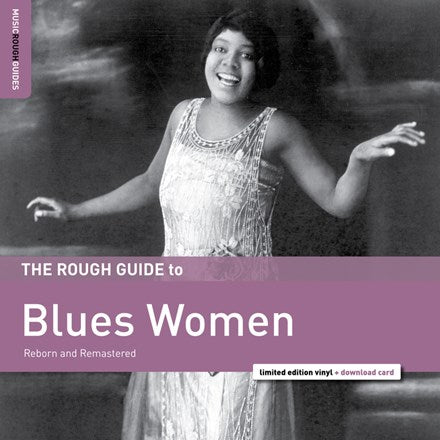 Rough Guide To Blues Women LP