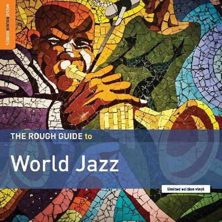 Rough Guide To World Jazz LP