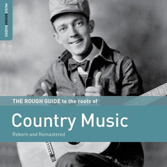 Rough Guide To The Roots Of Country Music LP