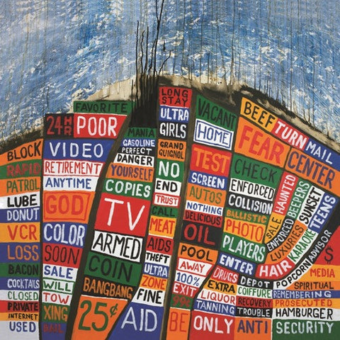 Radiohead - Hail To The Thief (180g 45rpm) 2LP