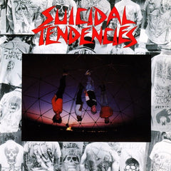 Suicidal Tendencies - Suicidal Tendencies LP