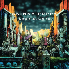 Skinny Puppy - Last Rights LP
