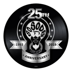 Jermaine Dupri Presents - So So Def 25th Anniversary Picture Disc LP