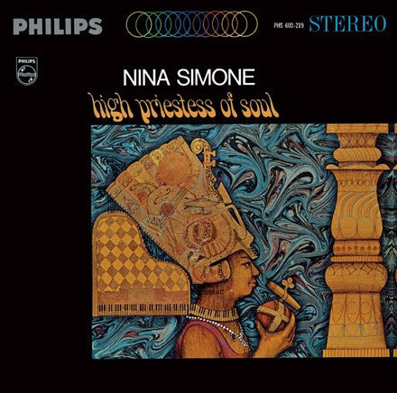 Nina Simone - High Priestess Of Soul LP