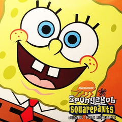 Spongebob Squarepants: Original Theme Highlights LP (Colored Vinyl)