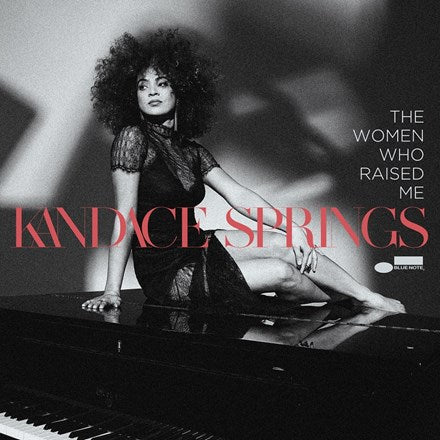 Kandace Springs - The Women Who Raised Me 2LP