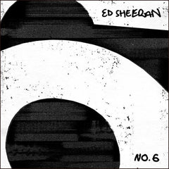 Ed Sheeran - No. 6 Collaborations Project 2LP (45 RPM)