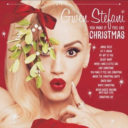 Gwen Stefani - You Make It Feel Like Christmas LP