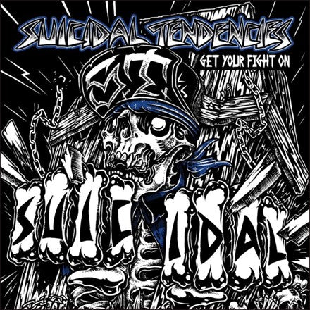 Suicidal Tendencies - Get Your Fight On! LP