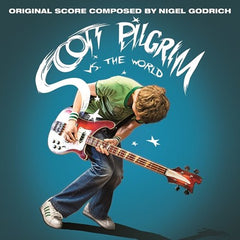 Scott Pilgrim Vs. The World Soundtrack 2LP (Teal Blue Vinyl)