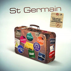 St. Germain - Tourist: 20th Anniversary Travel Versions 2LP