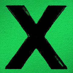 Ed Sheeran - X 2LP