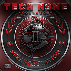 Tech N9ne - Strangeulation Volume II 2LP
