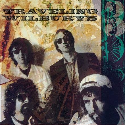 The Traveling Wilbury's - Volume 3 LP