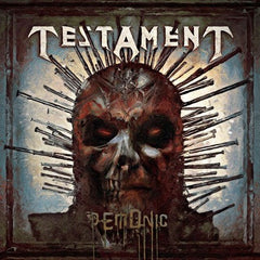 Testament - Demonic LP (White Vinyl)