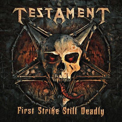 Testament - First Strike Still Deadly LP + 7-Inch (Green Vinyl)