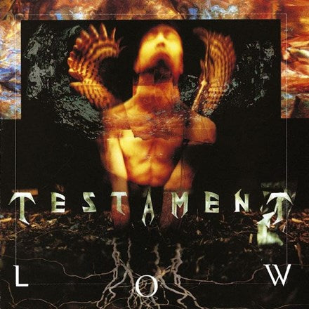 Testament - Low LP (Gold Vinyl)