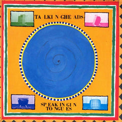 Talking Heads - Speaking In Tongues LP (Blue Vinyl)