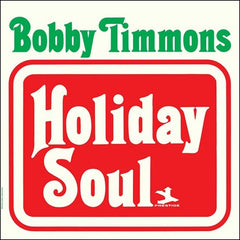 Bobby Timmons - Holiday Soul LP