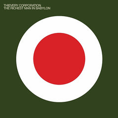 Thievery Corporation - Richest Man In Babylon 2LP