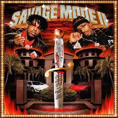 21 Savage And Metro Boomin - Savage Mode II 2LP
