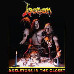 Venom - Skeletons In The Closet 2LP