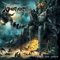 Venom - Storm The Gates 2LP